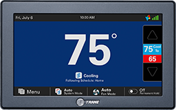 Home Automation & Thermostats Control System